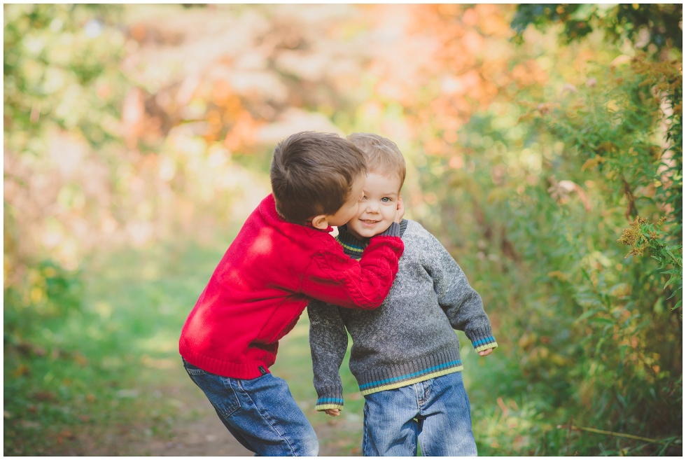Toronto Fall Family Sessions, Toronto family photographer