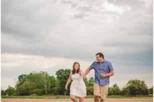 Farm engagement photos, Toronto wedding photographer