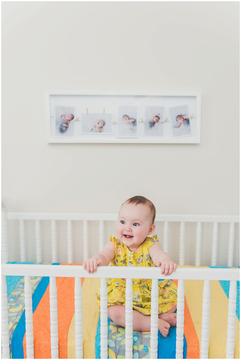 Toronto baby photographer, 8 month old photos
