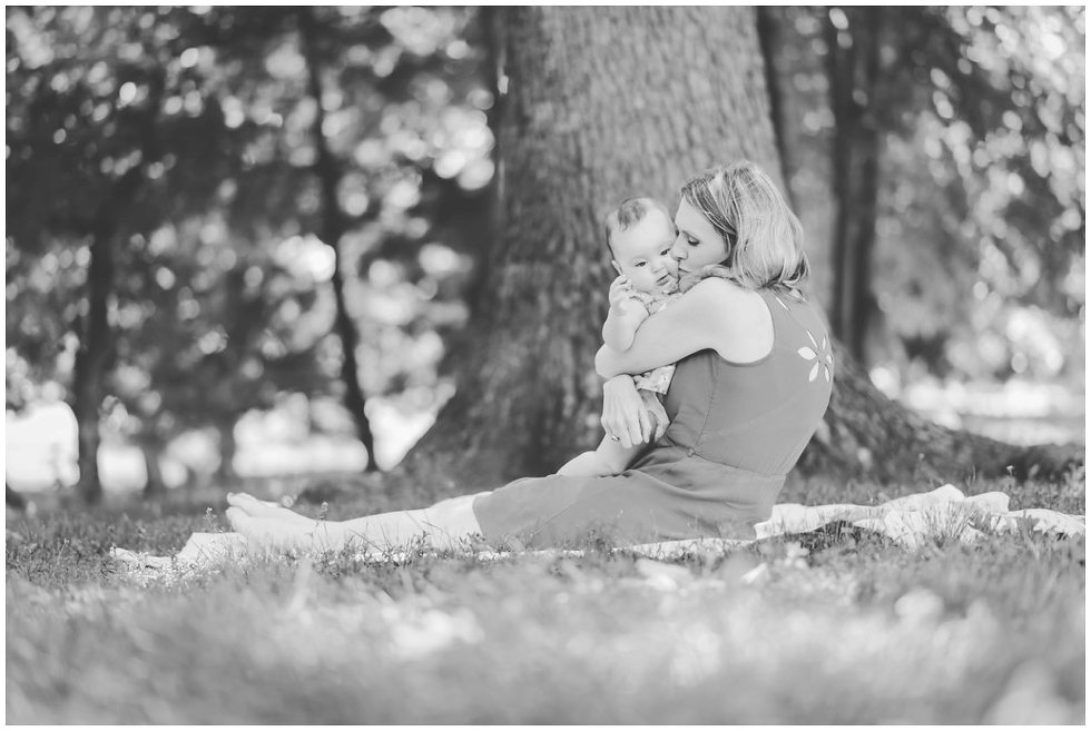 Toronto baby photographer, mommy and me photos