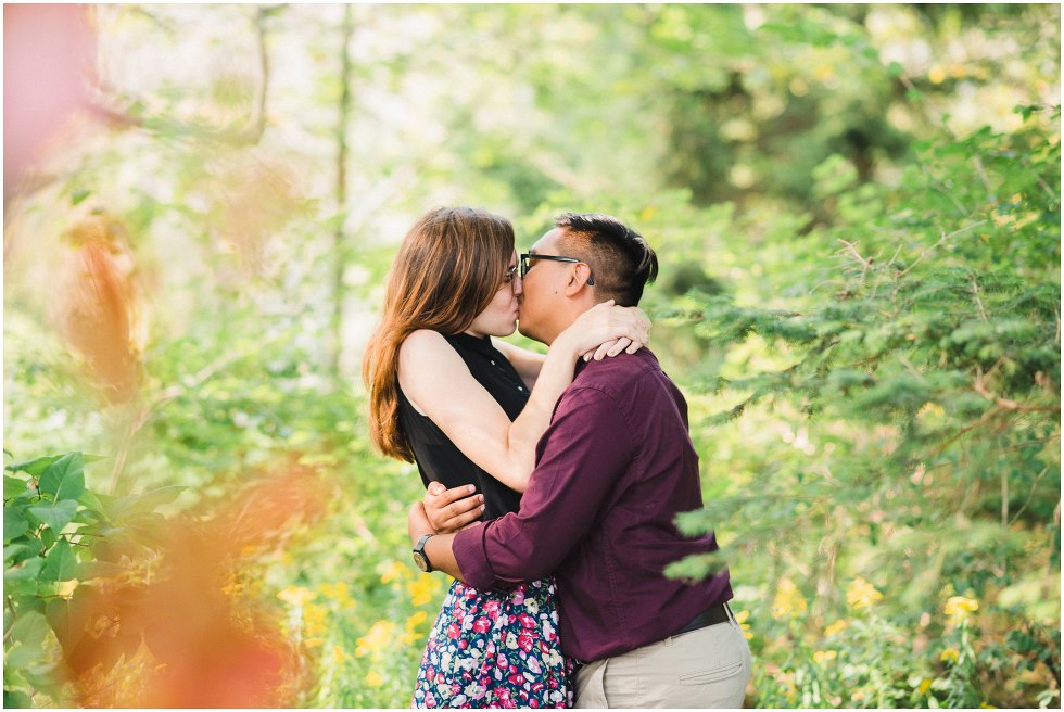 gillian foster photography, toronto island engagement photos