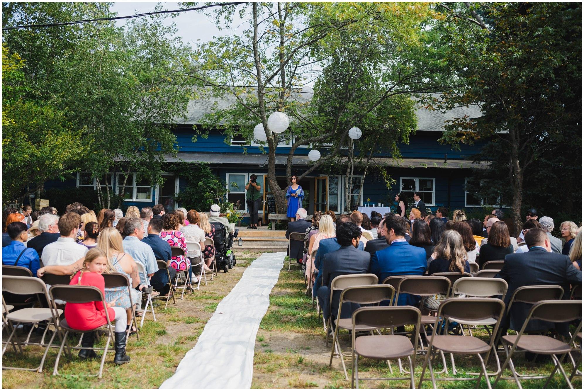 Toronto Island wedding photographer