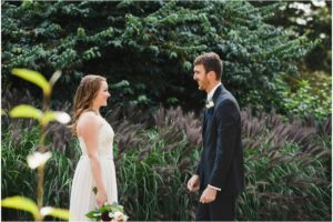 Royal Botanical Gardens wedding