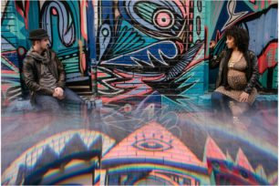 graffiti - photographer toronto - maternity and couples photographer toronto