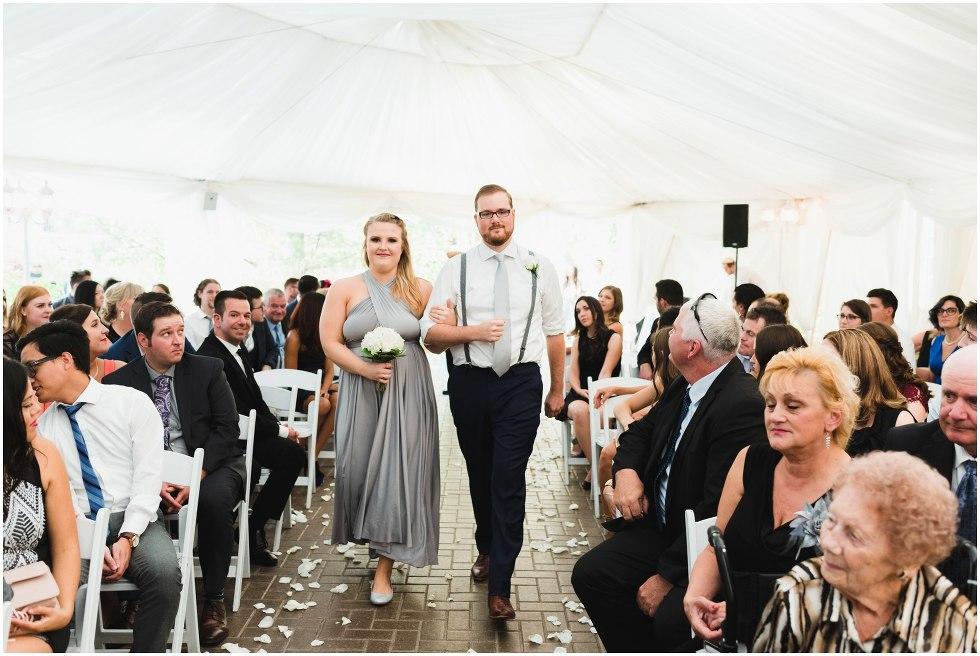 same sex wedding Hockley Valley Resort