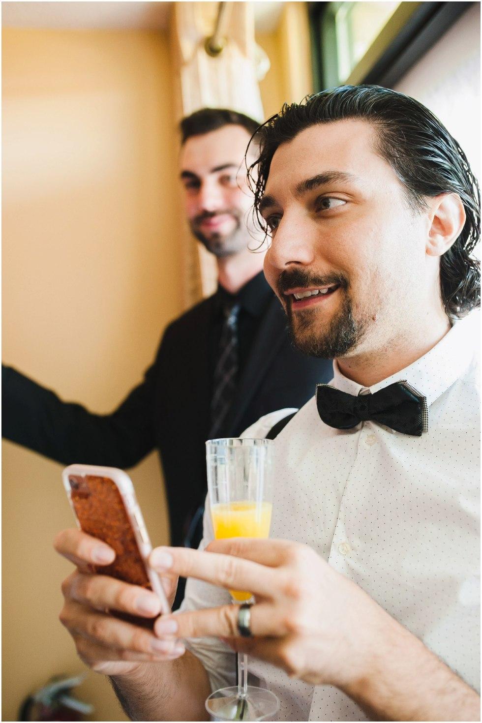 same sex wedding photography Gillian Foster Toronto
