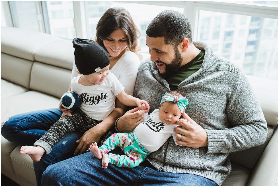 Family lifestyle photoshoot Toronto Gillian Foster