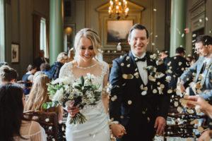 University Club Toronto wedding